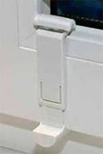 zubeh r cosiflor plissee ersatzteile plissee. Black Bedroom Furniture Sets. Home Design Ideas